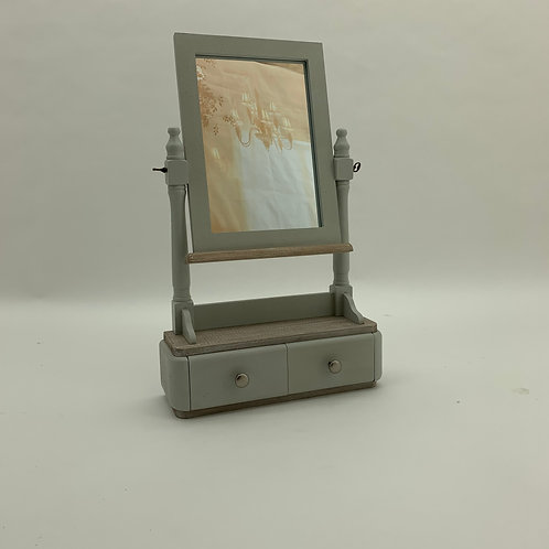 67CM MIRROR WITH  DRAWERS
