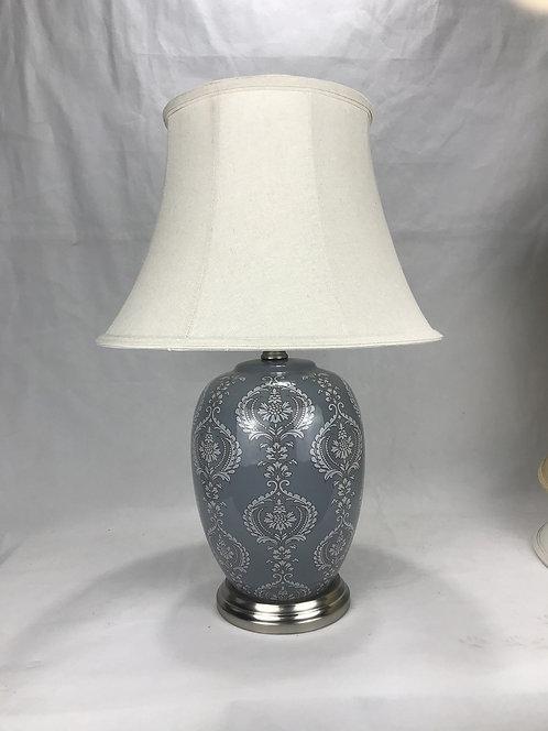 40CM LAMP AND SHADE