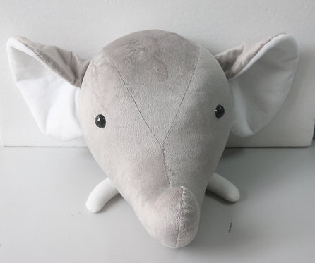 32CM ELEPHANT HEAD HANGER