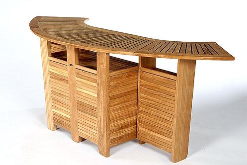 150CM BUTTERFLY BAR TABLE