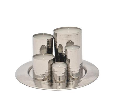 20CM CANDLE HURRICANE LAMP