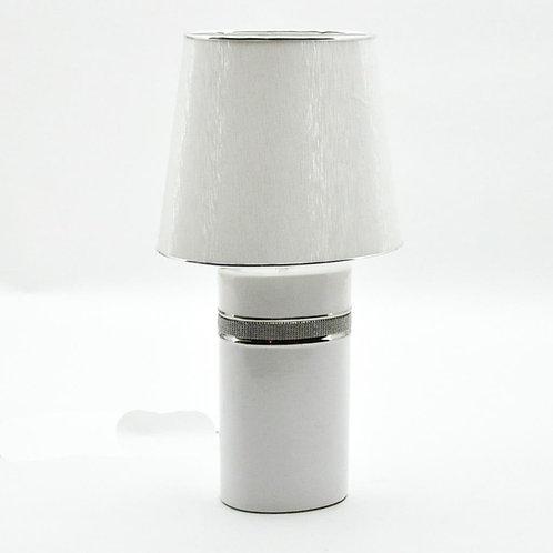 34.5CM LAMP AND SHADE