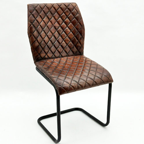 40x36x36CM LEATHER  CHAIR