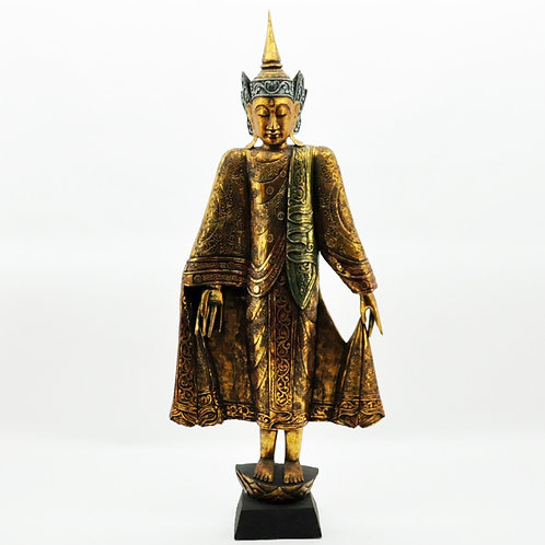 120CM GOLD BUDDHA