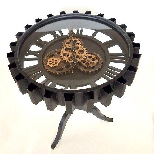 53CM TABLE GEAR CLOCK