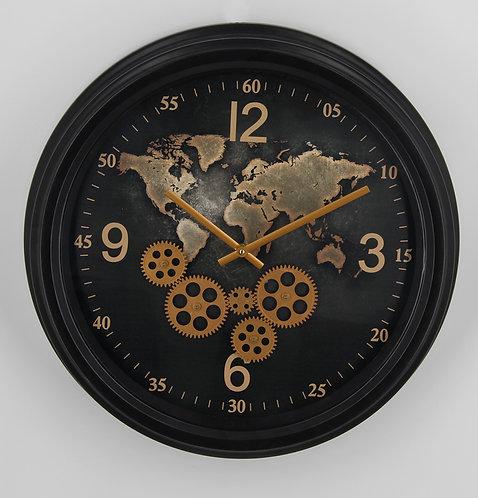 52.5CM GEAR WALL CLOCK