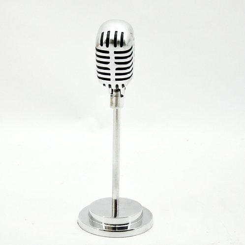 35cm ANTIQUE STYLE MICROPHONE