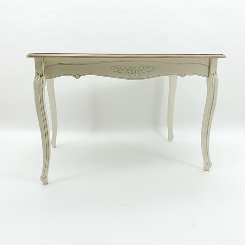 160CM NATURAL OCCASIONAL TABLE
