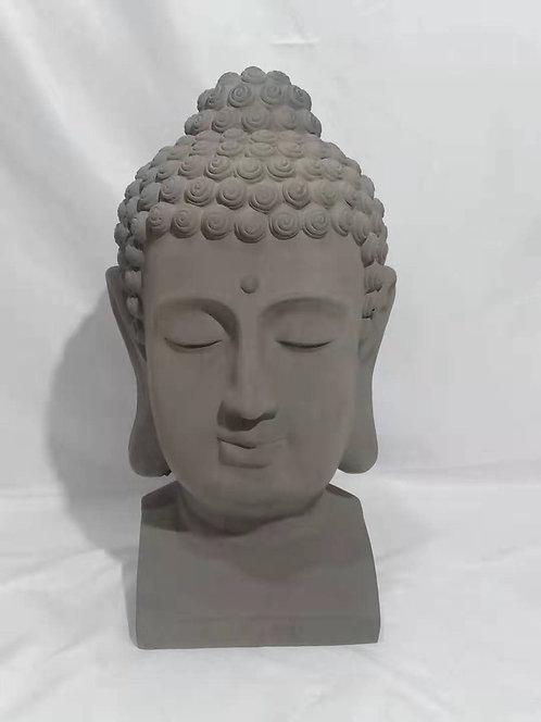 43CM BUDDHA HEAD