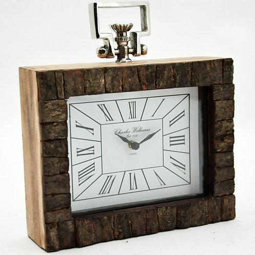 TABLE CLOCK 29x25x6cm