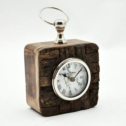 TABLE CLOCK 23x12x7cm