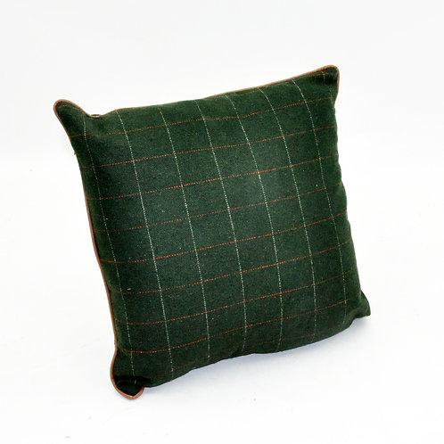 45 X 45CM GREEN CUSHION