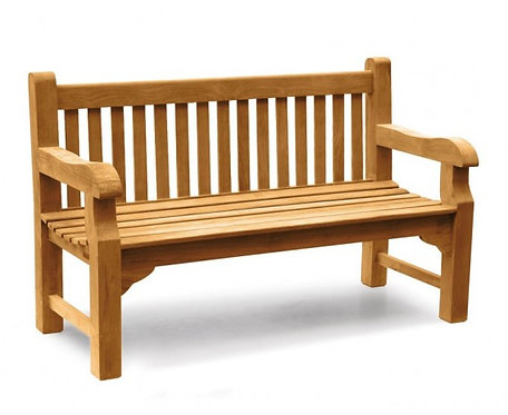 152CM 3 SEAT COMMERCIAL BENCH