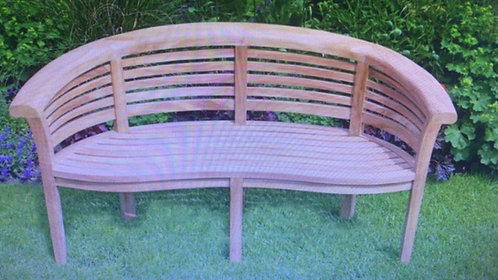 160CM 3 SEAT WAVE BENCH
