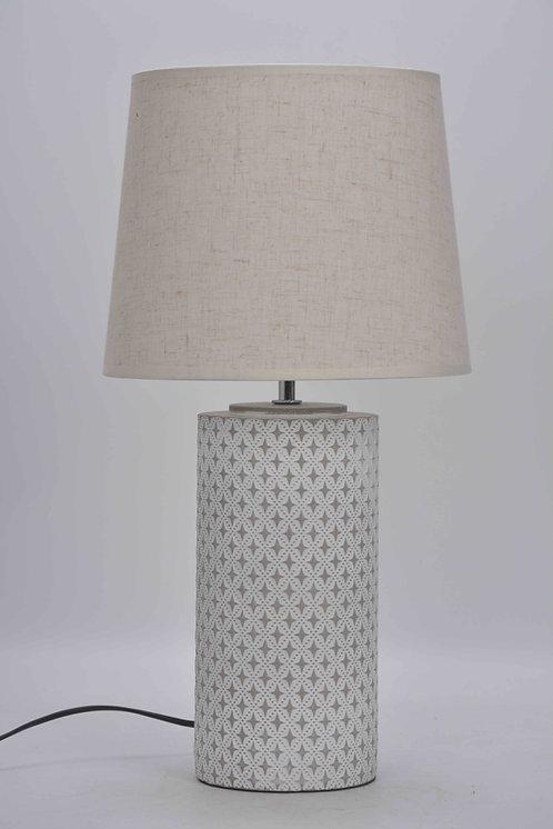 54CM CERAMIC TABLE LAMP