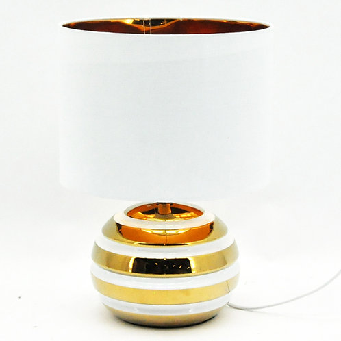 28CM LAMP AND SHADE