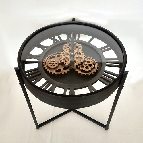 49CM TABLE GEAR CLOCK