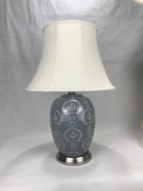 40CM LAMP AND SHADE