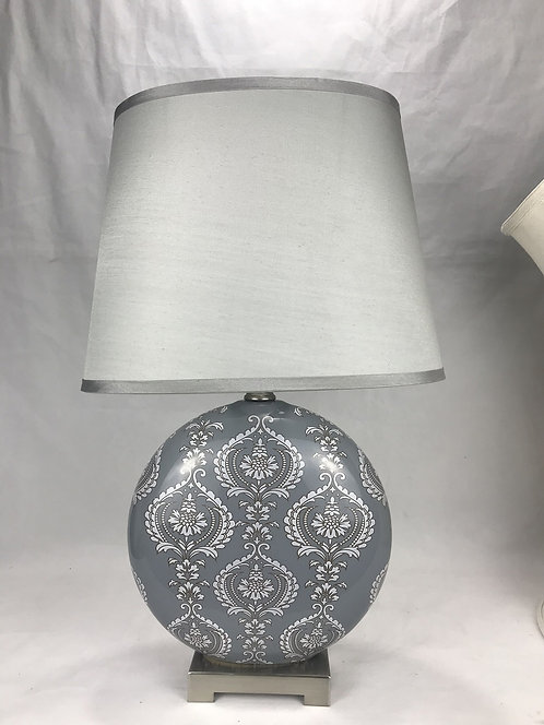42CM LAMP AND SHADE
