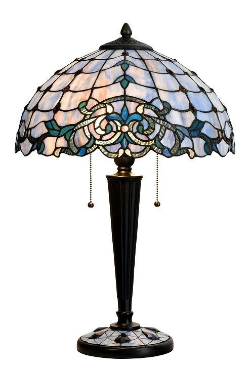 "16"" TIFFANY LAMP 61x41x41cm"