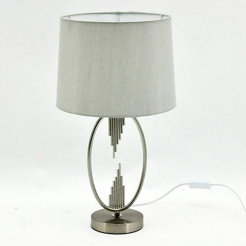 38CM LAMP AND SHADE