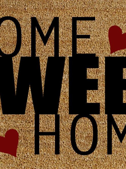 40 X 60 HOME SWEET HOME DOORMAT