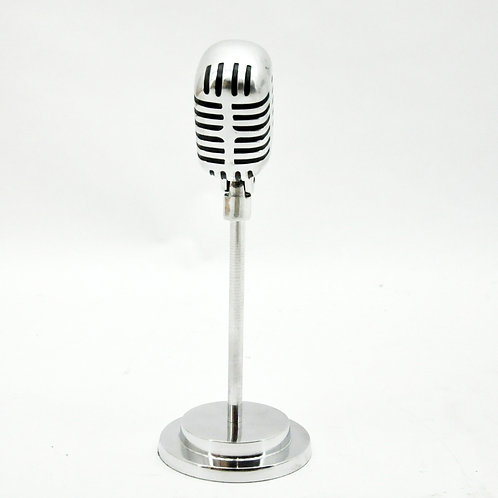 35cm ANTIQUE STYLE MICROPHONE