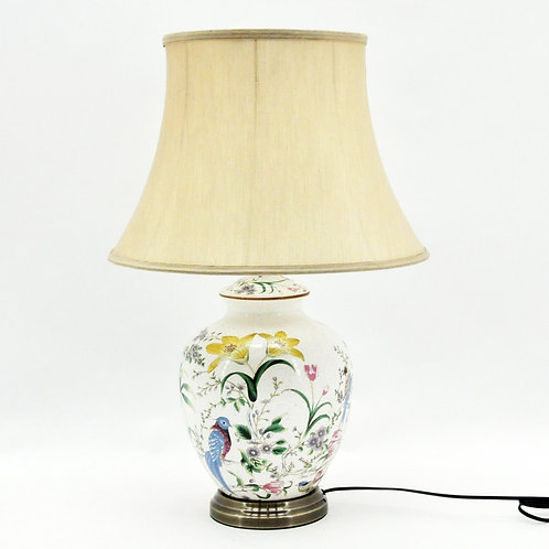 LAMP AND SHADE