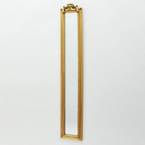 13 X 109CM GOLD MIRROR