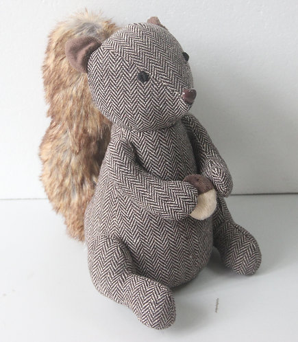 24CM SQUIRREL DOORSTOP