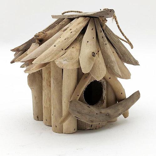 BIRD HOUSE 15x14x12cm