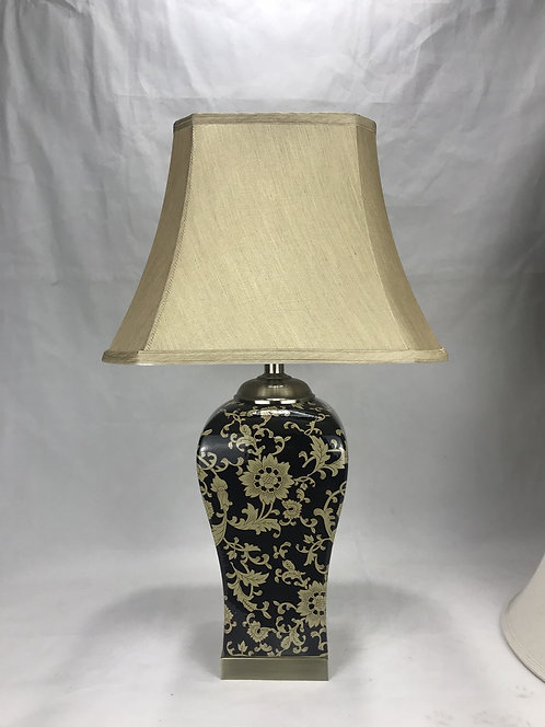 45CM LAMP AND SHADE