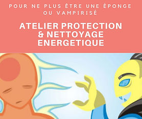 atelier protection nettoyage energetique
