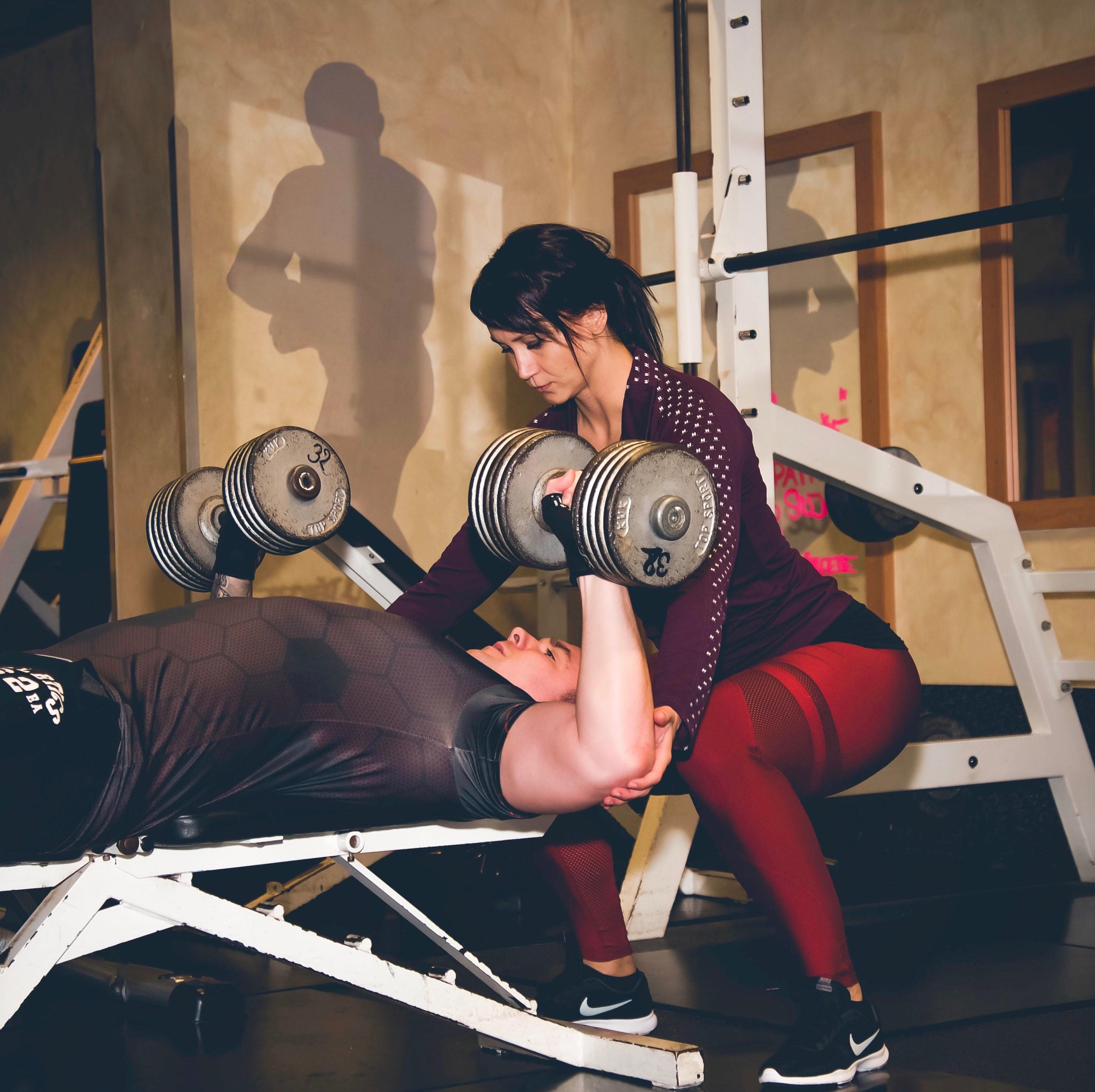 Osobní trénink