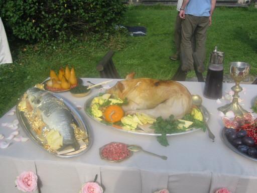 cochon saumon