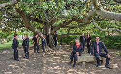 Terra Tempo - chorale sous le magnolia