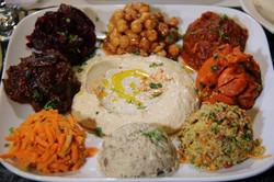 Large Mediterranean Platter