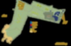 Karta, Mulde Gård, Fröjel, Gotland