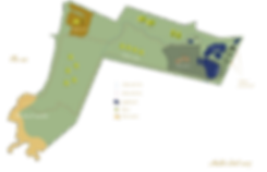 Map Mulde Gård, Fröjel Gotland
