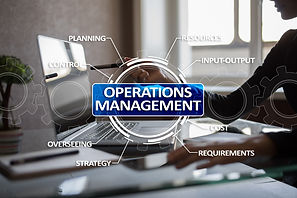 Operations management business and techn