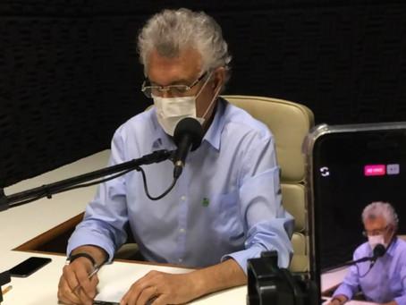 Caiado diz que se Bolsonaro não agir, vai haver desobediência civil e povo vai quebrar tudo