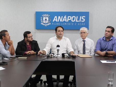 Prefeito propõe TAC que garante funcionamento da Unidade Oncológica de Anápolis