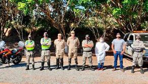 Goiás tem 85 prisões por descumprimento de medidas sanitárias