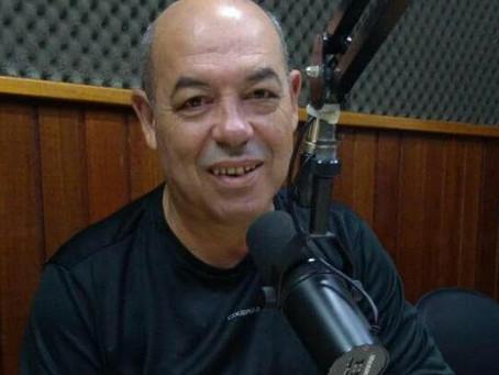 Radialista Cândido Filho é pré-candidato a prefeito de Anápolis pelo MDB