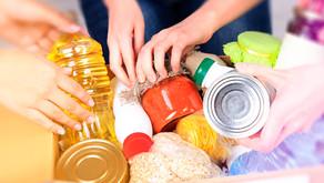 Rotary Clubs de Anápolis arrecadam alimentos para famílias carentes