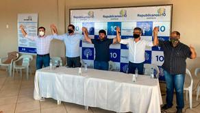 Republicanos oficializa Brigadeiro Bragança como candidato a vice do MDB