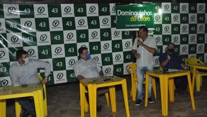 PV apoia Roberto e monta chapa de vereadores com nomes conhecidos