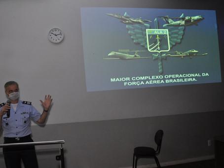 ALA 2  integra operação nacional contra Covid-19