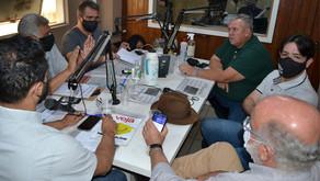 Programa Anápolis em Debate sabatina candidatos a prefeito