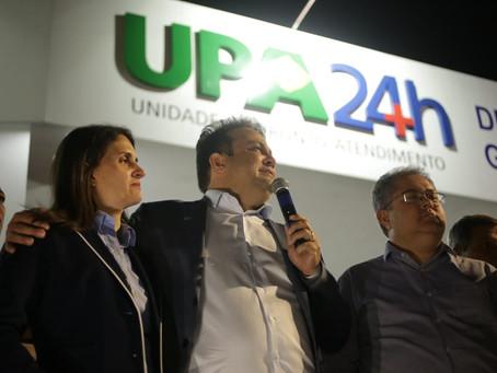 UPA com Perfil Pediátrico inaugurada em Anápolis é a 1ª da região Centro-Oeste